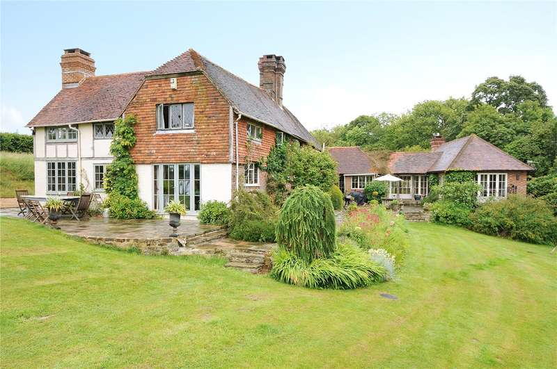 6 Bedrooms Detached House for sale in Church Lane, Danehill, Haywards Heath, East Sussex, RH17
