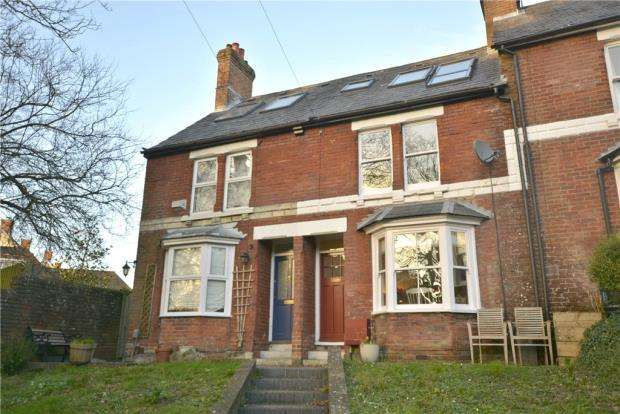 4 Bedrooms Terraced House for sale in Alresford Road, Winchester, Hampshire