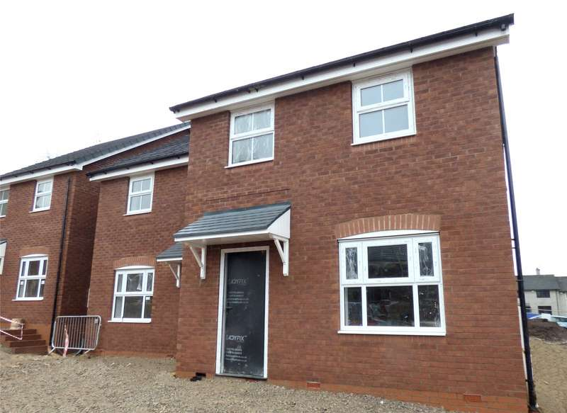 3 Bedrooms End Of Terrace House for sale in Plot 4 Wordsworth Road, 2 Wordsworth Road, Denton, Manchester, M34