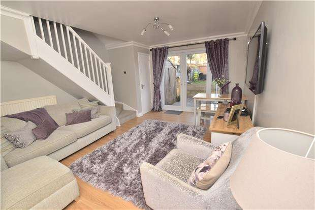 2 Bedrooms Terraced House for sale in Sunningdale Drive, Warmley, BS30 8GP