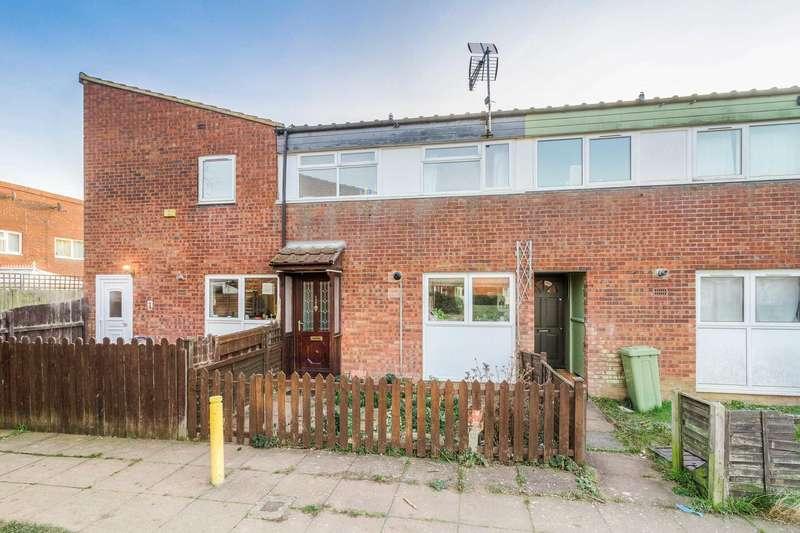 3 Bedrooms Terraced House for sale in Haywards Croft, Greenleys