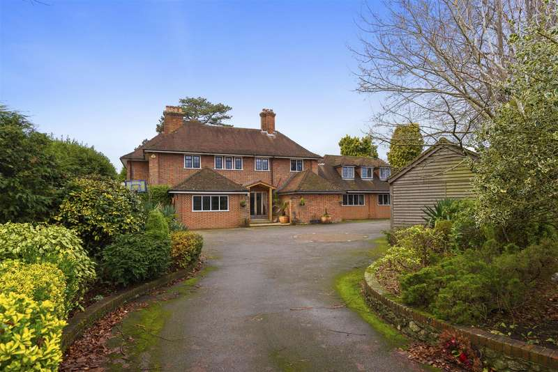 6 Bedrooms Detached House for sale in 3 Blackborough Close, Reigate