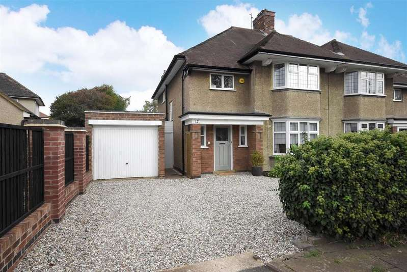 4 Bedrooms Semi Detached House for sale in Ridgway Road, Barton Seagrave, Kettering