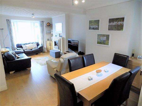 3 Bedrooms Terraced House for sale in Granville Street, Abertillery, NP13 1NR