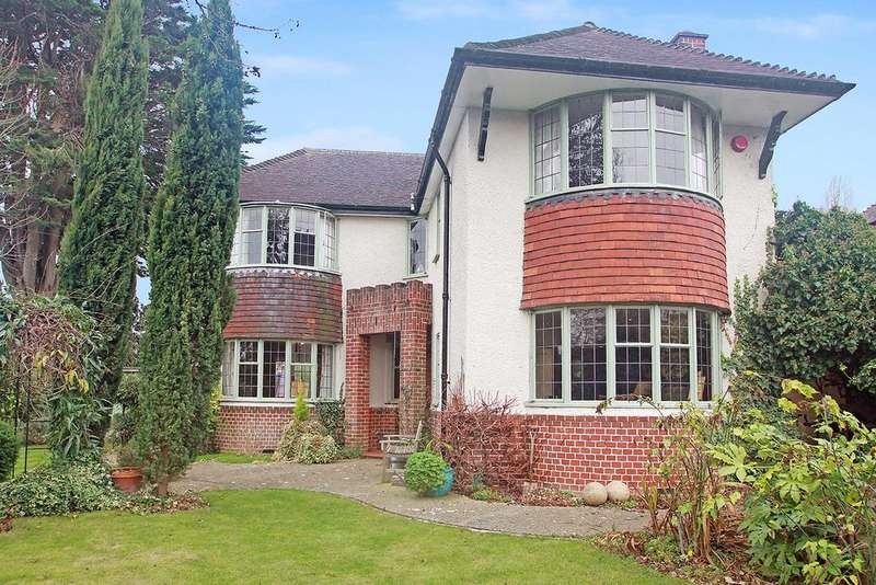 4 Bedrooms Detached House for sale in 38 Havelock Road, Maidenhead SL6