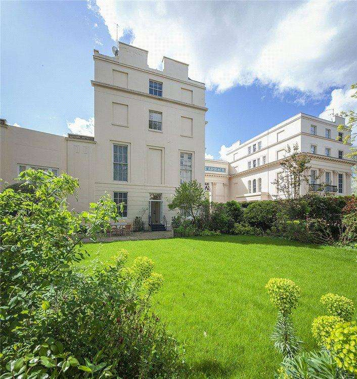 6 Bedrooms House for sale in Chester Terrace, Regent's Park, London, NW1