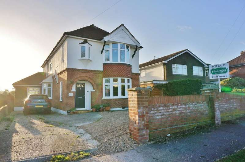 4 Bedrooms Detached House for sale in OLD TURNPIKE, FAREHAM