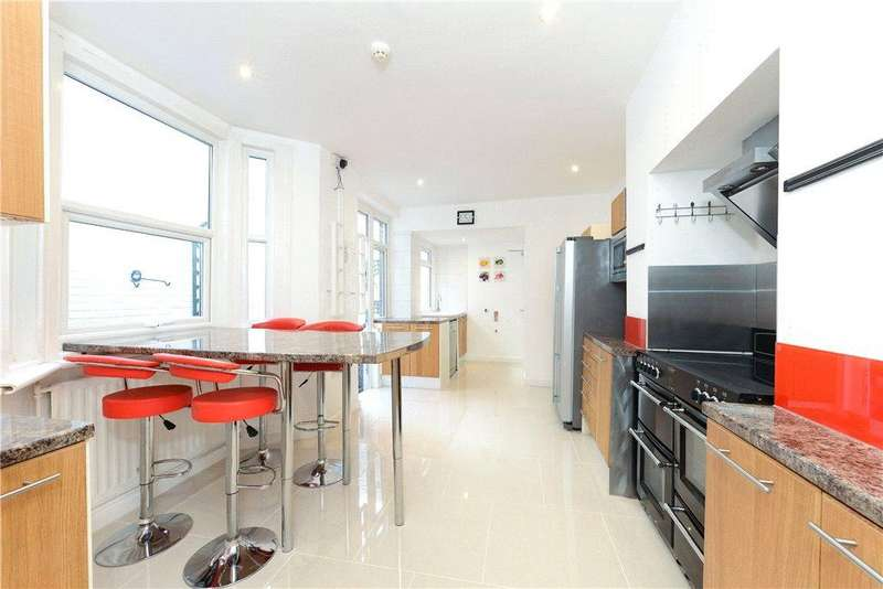 6 Bedrooms Terraced House for sale in Crewdson Road, London, SW9