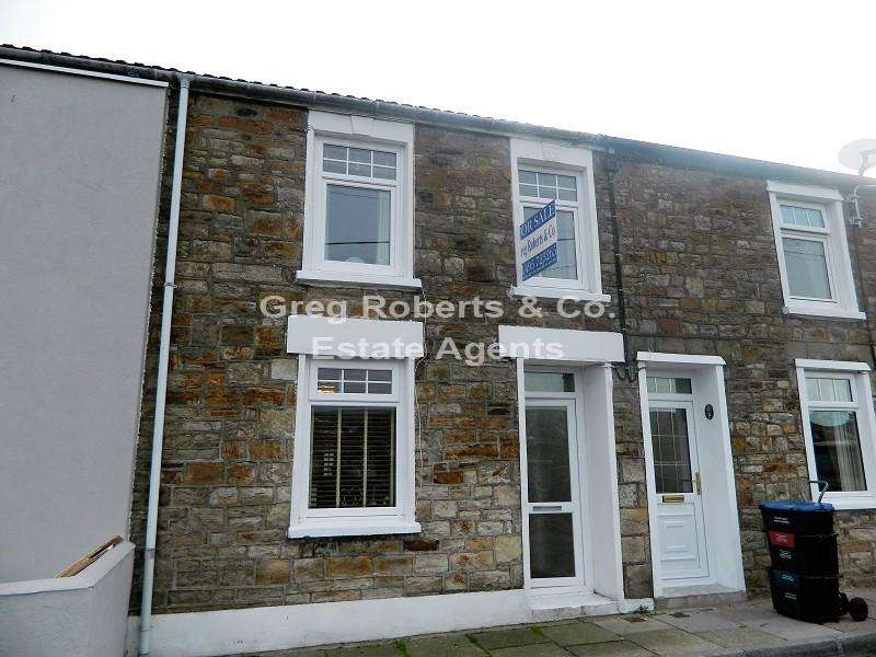 3 Bedrooms Terraced House for sale in Kimberley Terrace, Georgetown, Tredegar, NP22 3LE