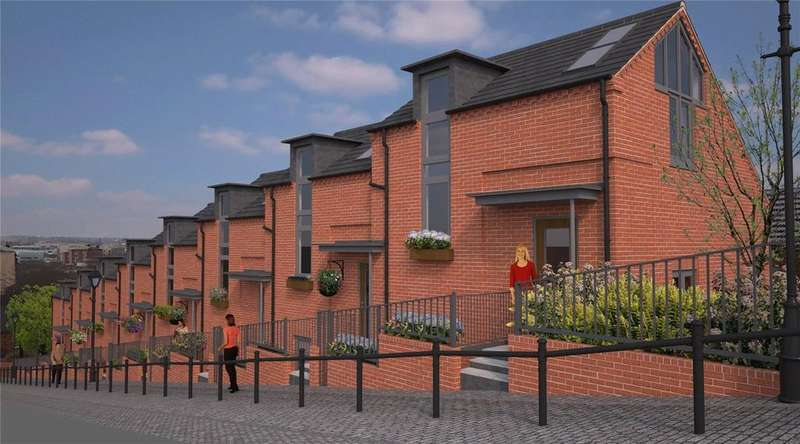 3 Bedrooms End Of Terrace House for sale in Motherby Hill, Lincoln, LN1