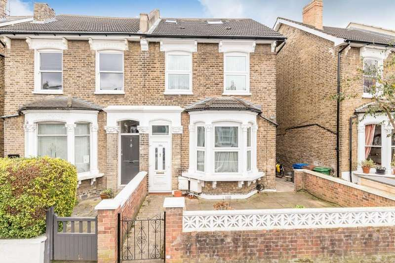 5 Bedrooms Semi Detached House for sale in Ondine Road Peckham SE15
