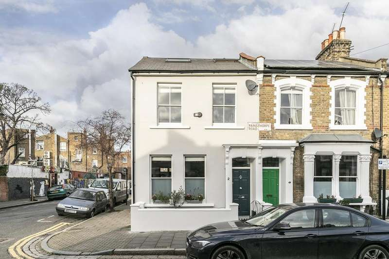 4 Bedrooms Terraced House for sale in Painsthorpe Road, London, N16