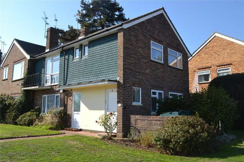 2 Bedrooms Maisonette Flat for sale in Hermitage Drive, Twyford, Berkshire, RG10
