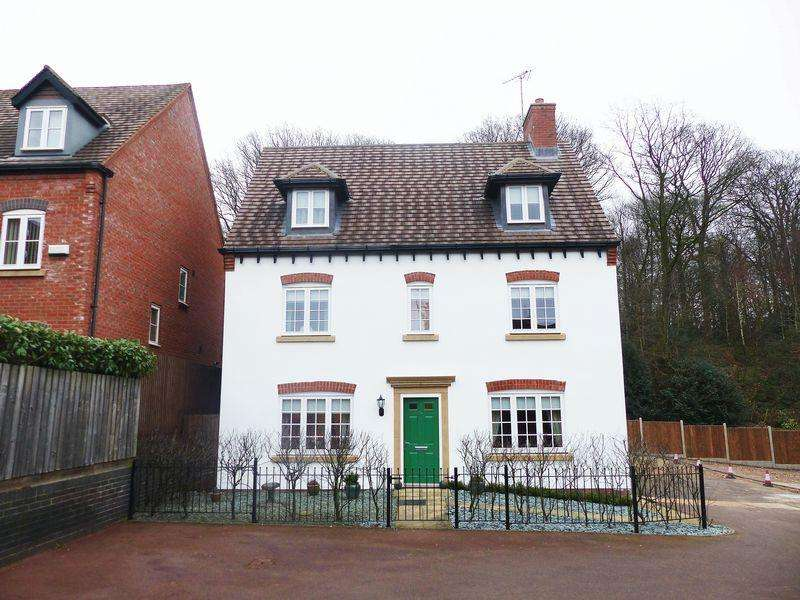 5 Bedrooms Detached House for sale in Nether Hall Avenue, Great Barr