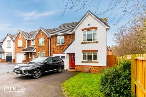 4 Bedrooms Detached House for sale in Gentian Way, Stockton-on-Tees, Durham