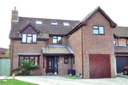 5 Bedrooms Detached House for sale in Sandford, Wareham, Dorset