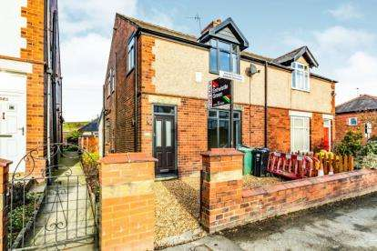 3 Bedrooms Semi Detached House for sale in Rochdale Old Road, Jericho, Bury, Greater Manchester, BL9