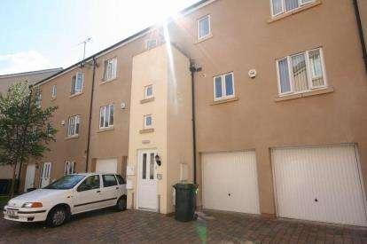 3 Bedrooms Maisonette Flat for sale in Jekyll Close, Stapleton, Bristol, Somerset