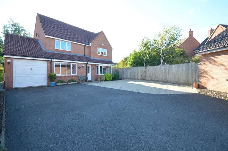 5 Bedrooms Detached House for sale in Buckingham