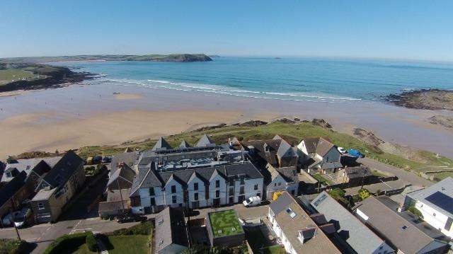 3 Bedrooms House for sale in Atlantic House Apartments, New Polzeath, New Polzeath