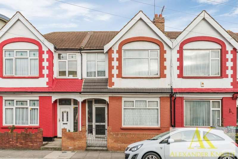 3 Bedrooms Terraced House for sale in Herbert Rd, Seven Sisters N15