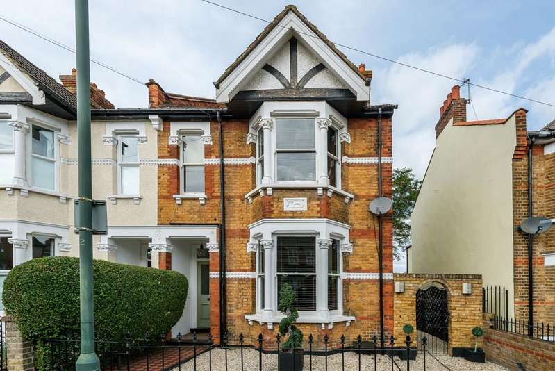 3 Bedrooms Semi Detached House for sale in Northcote Road Sidcup DA14