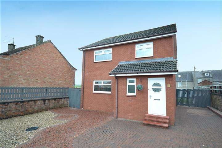 3 Bedrooms Detached Villa House for sale in 1C Society Street, Maybole, KA19 7BH