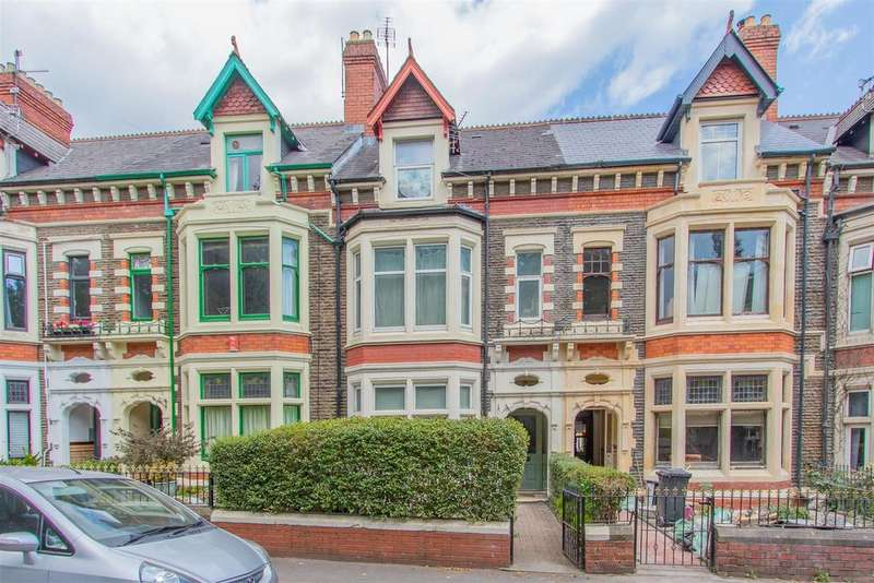5 Bedrooms House for sale in Llandaff Road, Pontcanna, Cardiff