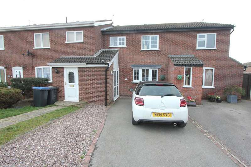 3 Bedrooms Terraced House for sale in Kerry Close, Barwell