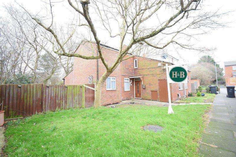 4 Bedrooms Semi Detached House for sale in Woodcroft, Harlow