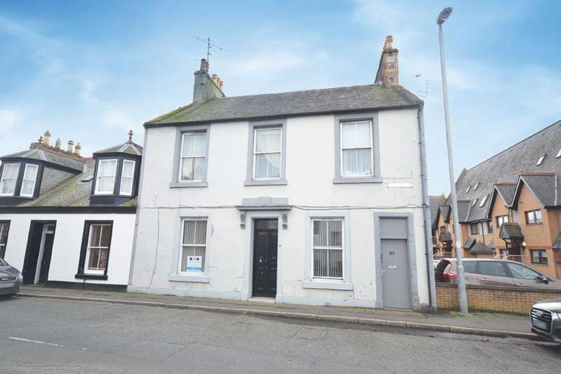 3 Bedrooms Apartment Flat for sale in 4A The Avenue, Girvan, KA26 9DS