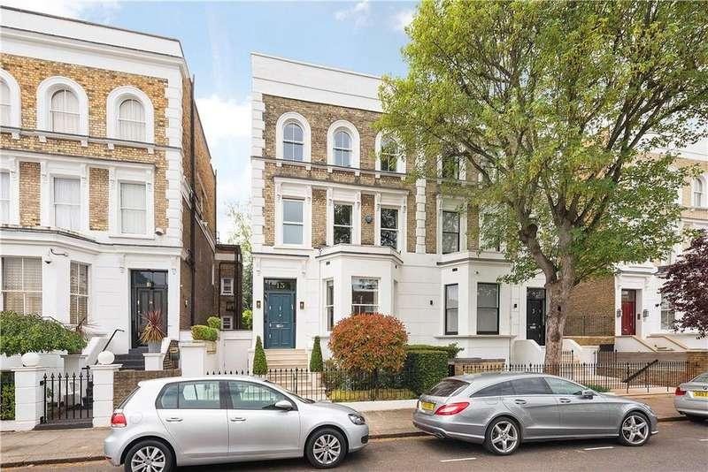 6 Bedrooms Semi Detached House for sale in Pembroke Gardens, Kensington, London, W8