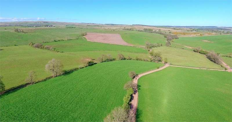 Land Commercial for sale in Stoneybrook Farm, Lees Hill, Brampton, Cumbria