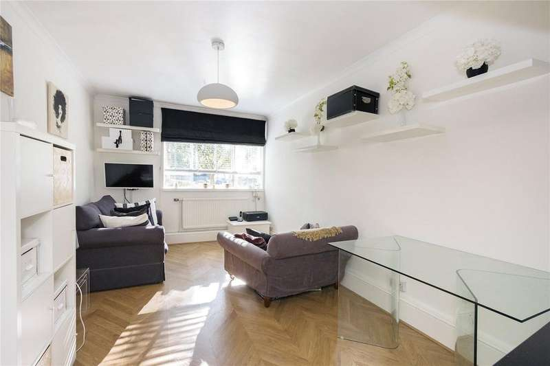 2 Bedrooms Flat for sale in Bevin Court, Cruikshank Street, London, WC1X