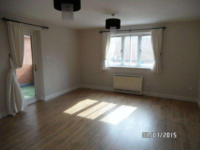 1 Bedroom Apartment Flat for sale in Eden Court, Market Harborough