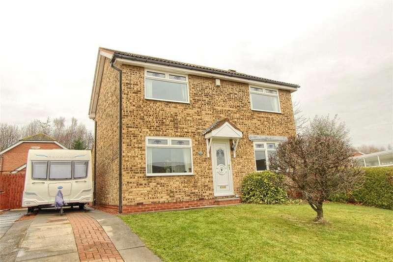 4 Bedrooms Detached House for sale in Bowes Road, The Greenway