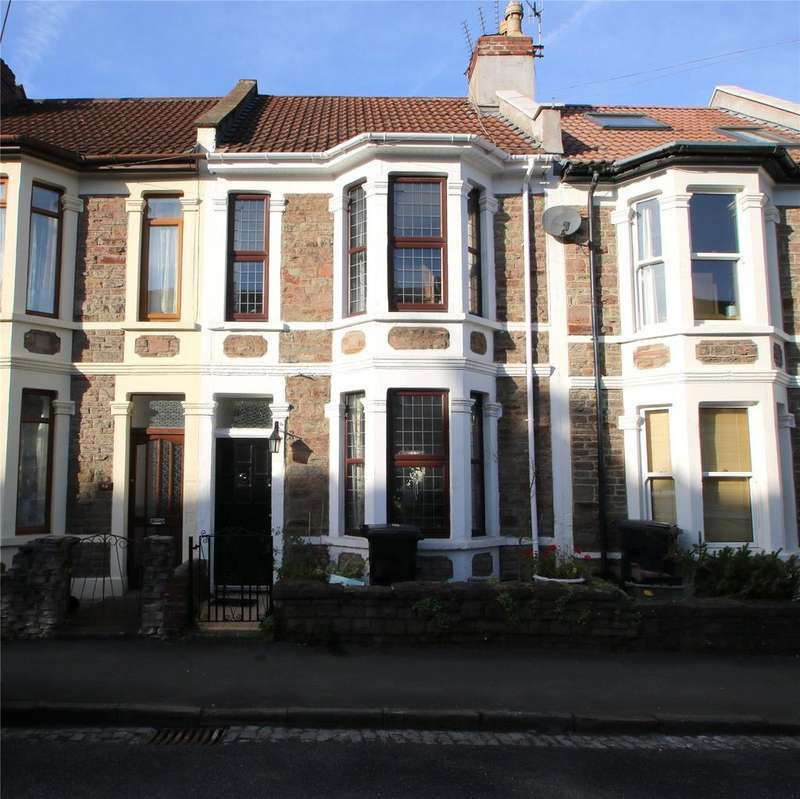 3 Bedrooms Terraced House for sale in Exeter Road, Southville, Bristol, BS3