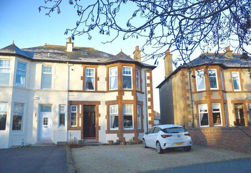 3 Bedrooms Apartment Flat for sale in Monkton Road, Prestwick