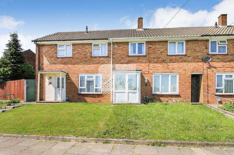 2 Bedrooms Terraced House for sale in Kirkwood Road, Luton