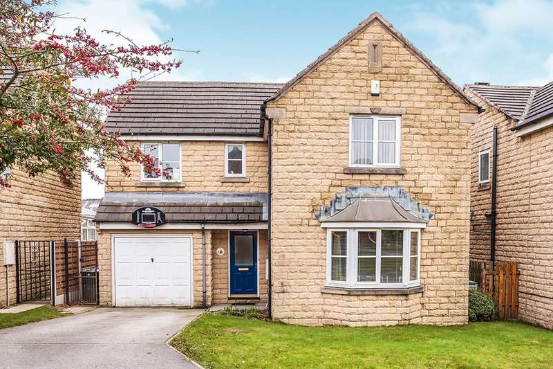 4 Bedrooms Detached House for sale in Brambling Drive, Bradford, BD6