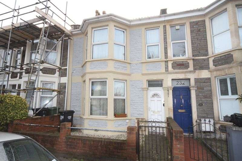 2 Bedrooms Property for sale in Coronation Road Southville, Bristol