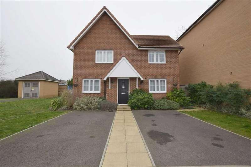 5 Bedrooms Detached House for sale in Blake Avenue, Basildon, Essex