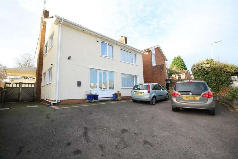 6 Bedrooms Detached House for sale in Melbourne Way, Newport