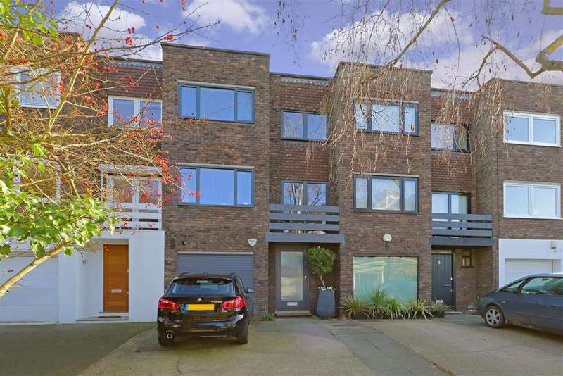 4 Bedrooms Town House for sale in North Grove, Highgate, London N6