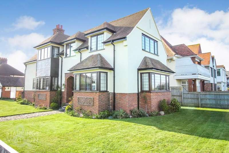 4 Bedrooms Detached House for sale in Marine Parade, Gorleston, Great Yarmouth