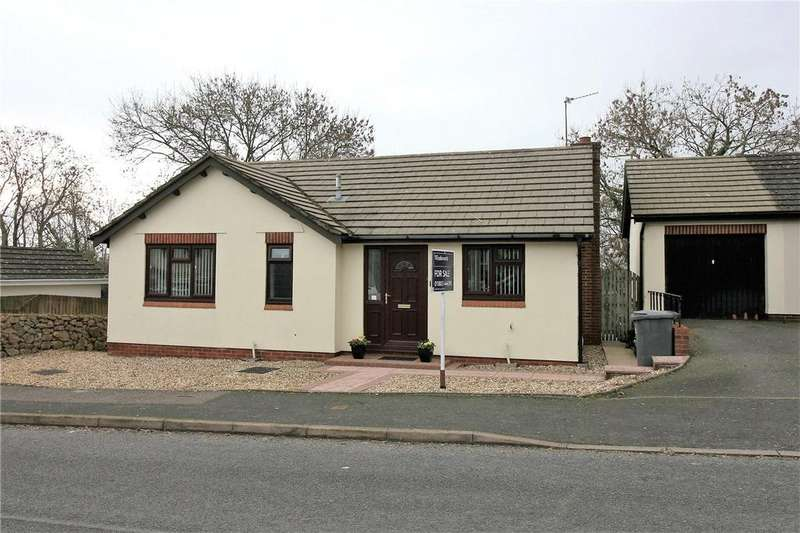 2 Bedrooms Detached Bungalow for sale in Steed Close, Hookhills, Paignton, Devon, TQ4