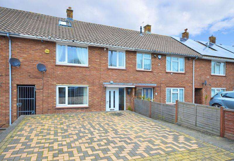 3 Bedrooms Terraced House for sale in Fair Furlong,Bristol