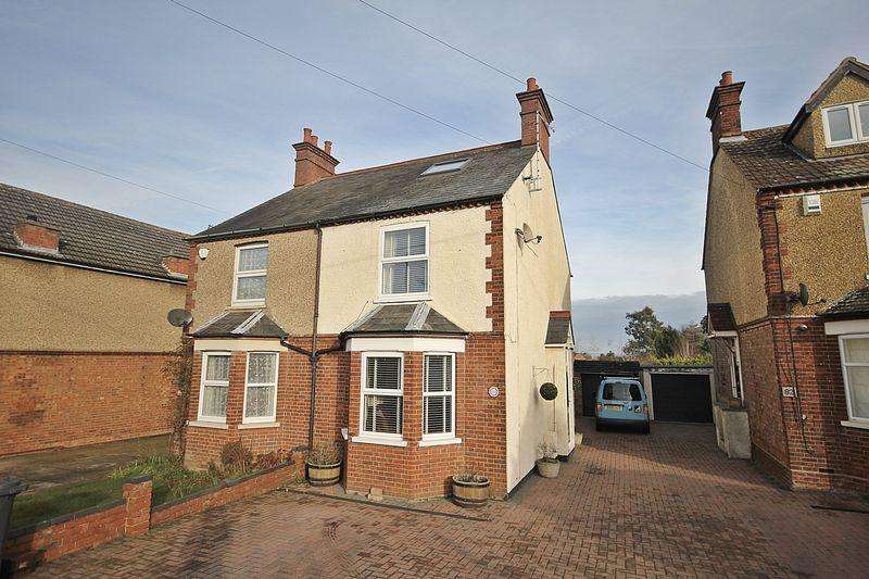 3 Bedrooms Semi Detached House for sale in Large garden and ample parking - check out the views!