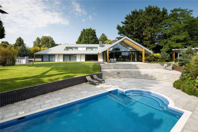 5 Bedrooms Detached House for sale in La Rue Du Pont Marquet, St. Brelade, Jersey, JE3