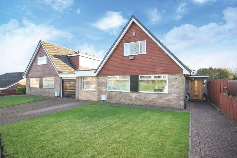 5 Bedrooms Detached House for sale in Levernside Avenue, Barrhead, Glasgow, G78 1LW